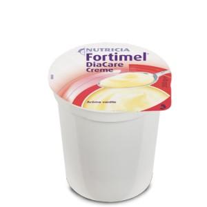 Plateau Fortimel Diacare Crème /6